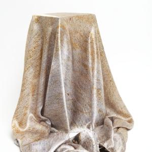 Eucalyptus tree bark 100% silk scarf