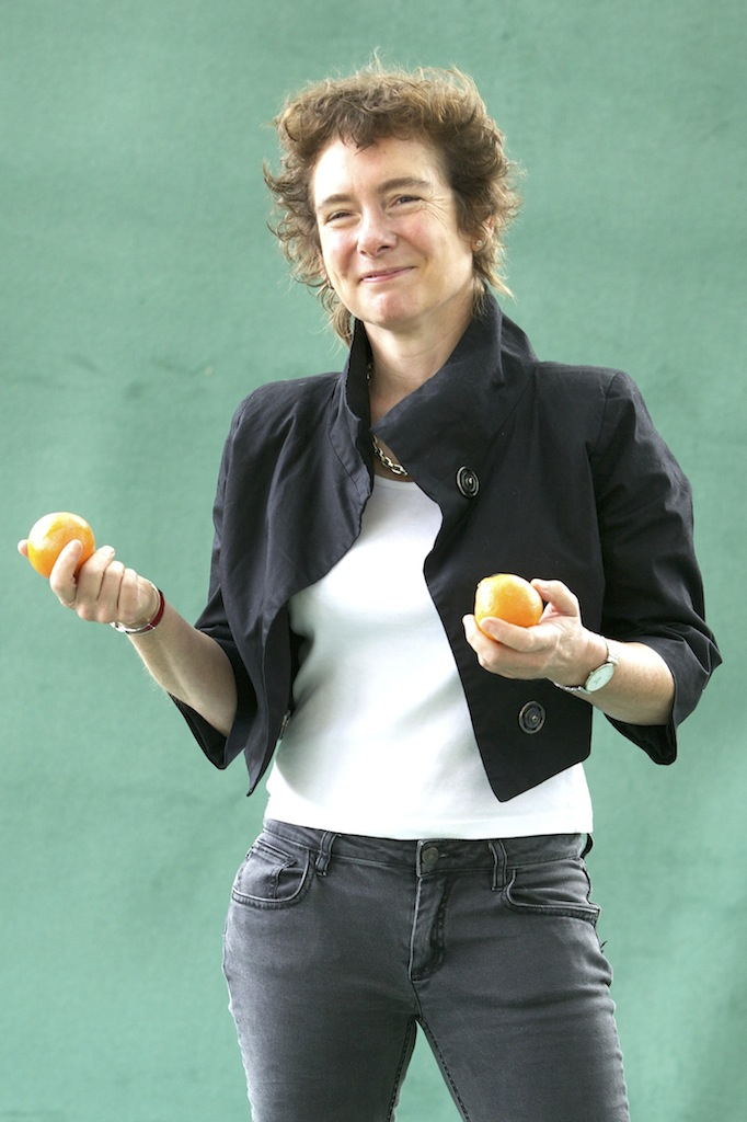 Jeanette Winterson, on the 25th anniversary of Oranges Are Not The Only Fruit .